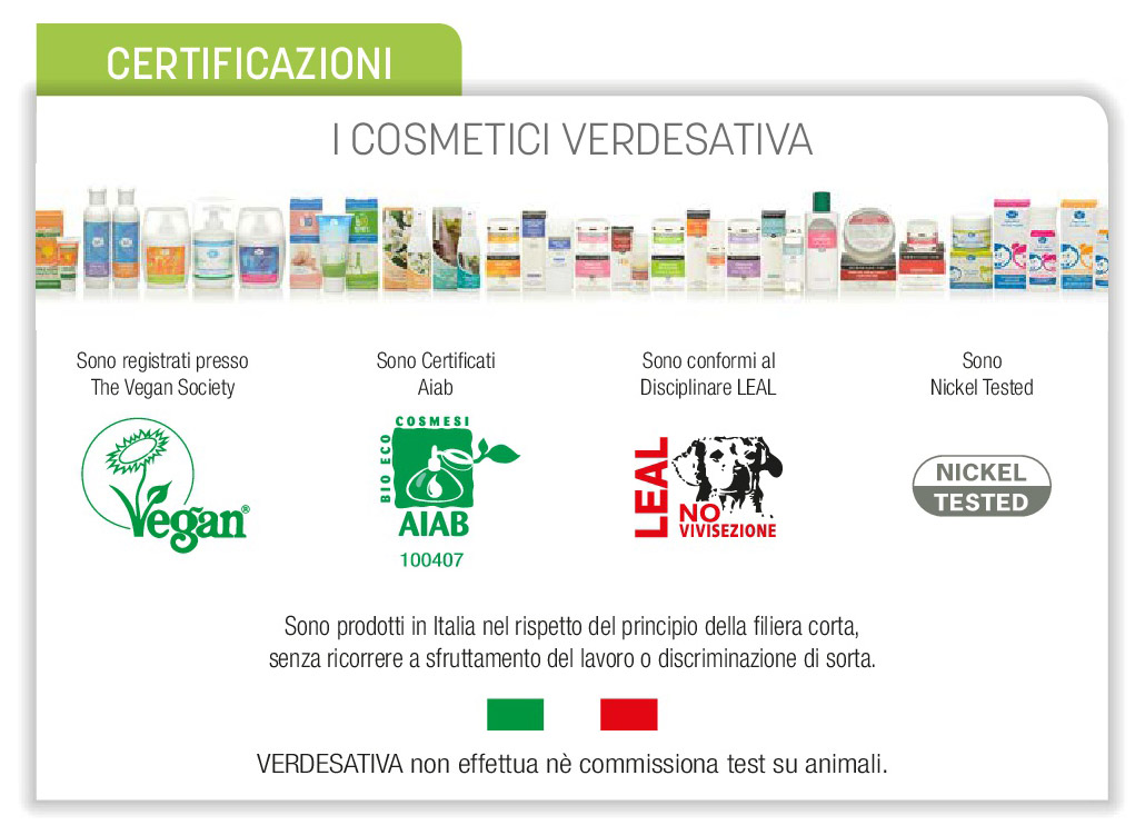 Certificazioni Veresativa Prodog