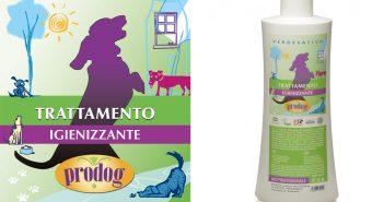 Trattamento Igienizzante Prodog Verdesativa Linea Cani