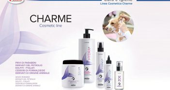 Charme Cosmetic Line Record
