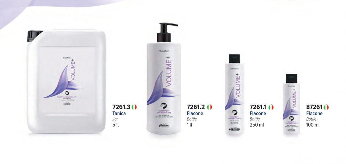 Shampoo volumizzante Volume+